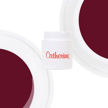 UV nail polish<br>cherry