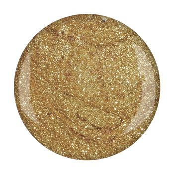 glimmer gel <br>gold