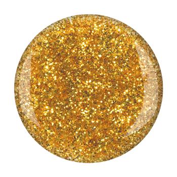 glimmer gel <br>gold grob