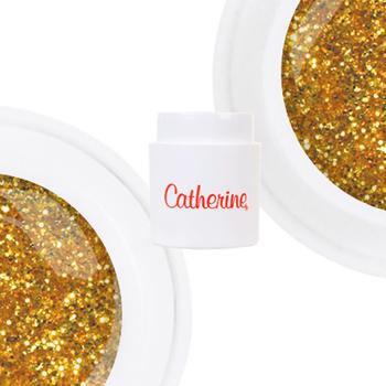 glimmer gel<br>gold grob