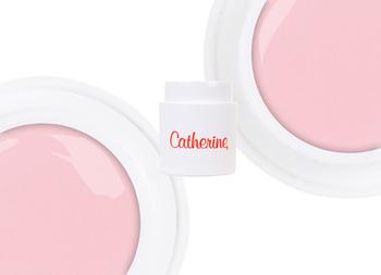 shiny UV nail polish<br>shiny rose