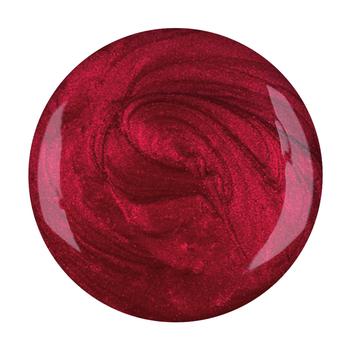 UV/LED nail polish<br>glamour red