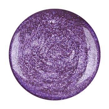 UV nail polish<br>purple rain