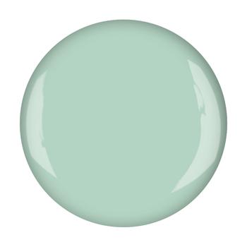 UV nail polish<br>mint jelly