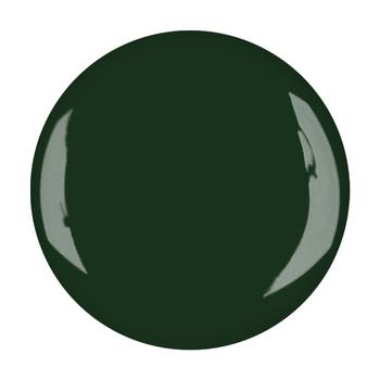 UV nail polish<br>emerald green