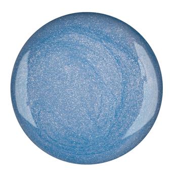 UV nail polish<br>cornflower