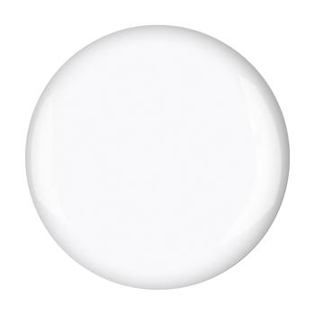 aquarell UV nail polish<br>white