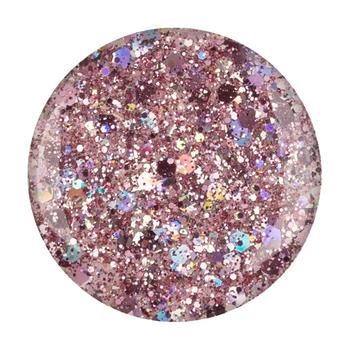 glimmer gel<br>glitter overdose