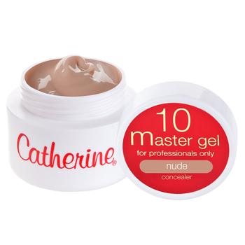 master gel 10 <br>nude concealer