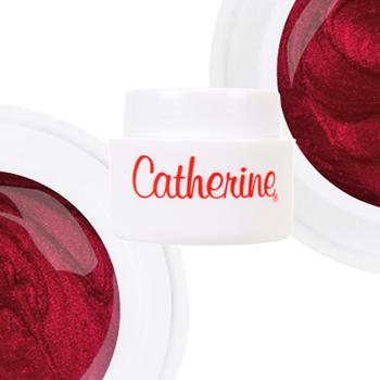 UV nail polish<br>glamour red