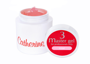 master gel 3 <br>rose
