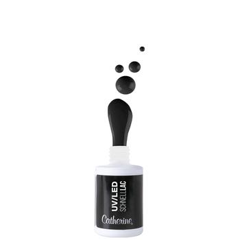 SchnellLac Nr. 301,<br>UV/LED highgloss color black