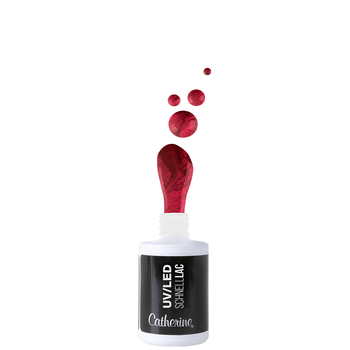 SchnellLac Nr. 703,<br>UV/LED highgloss color glamour red