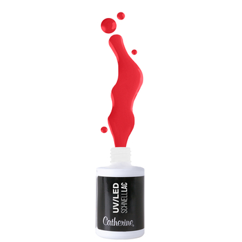 SchnellLac Nr. 704,<br>UV/LED highgloss color summer red