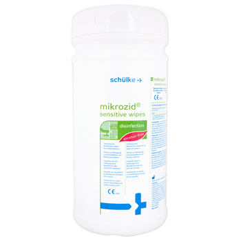 Mikrozid sensitive<br>Desinfektionstücher