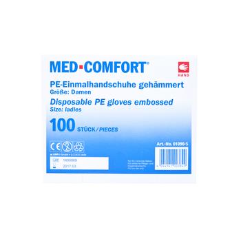 Wellness Comfort<br>PE-Einmalhandschuhe