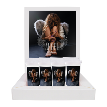 Verkaufsdisplay <br>Handcreme Angel