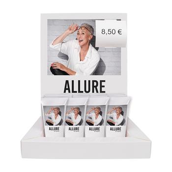 Verkaufsdisplay Handcreme <br>Allure