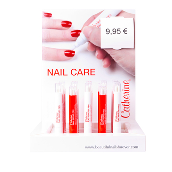 Verkaufsdisplay <br>Mix It Nail Repair & <br>Lac Remover Pen
