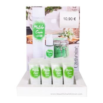 Verkaufsdisplay <br>Matcha Care Lotion, 50 ml