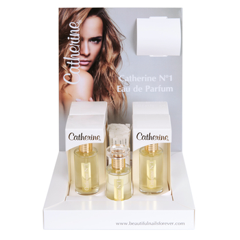 Verkaufsdisplay Catherine<br>Parfum No.1