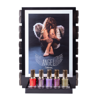 Verkaufsdisplay Nailfashion <br>Angel