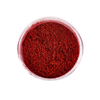mirror effect pigment <br>red