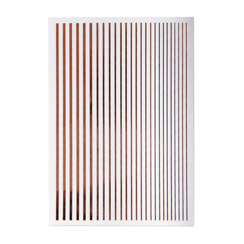 stripes roségold