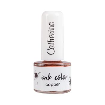 ink color <br>copper