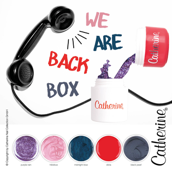 We are back Box