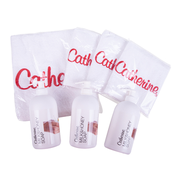 Wash your Hands <br>Set white