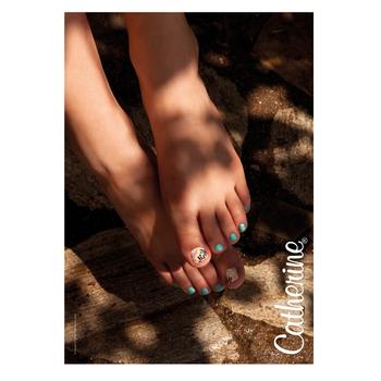 Werbeposter<br>Bare feet