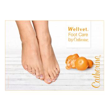 Werbeposter <br>Wellvet mandarins