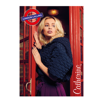 Werbeposter<br>London Calling 1