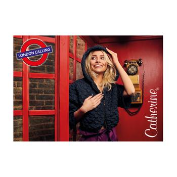 Werbeposter<br>London Calling 5