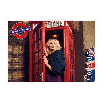 Werbeposter<br>London Calling 6
