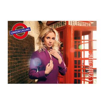 Werbeposter<br>London Calling 7