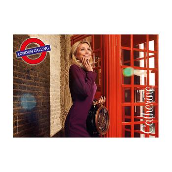 Werbeposter<br>London Calling 8