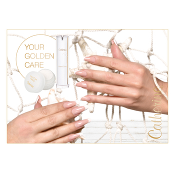 Werbeposter<br>Golden Care 1