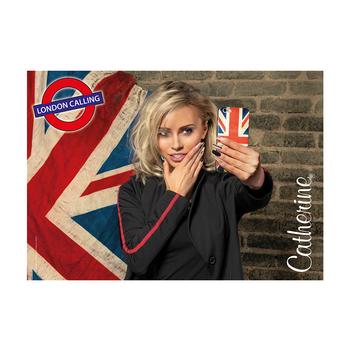 Werbeposter<br>Hot Spot London Box 1