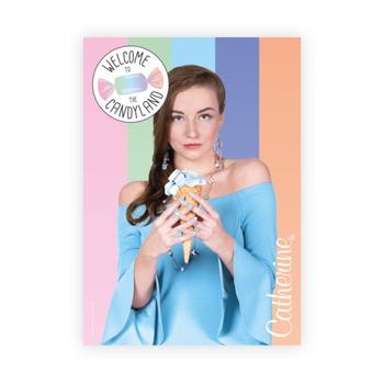 Werbeposter <br>Candyland 1