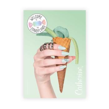 Werbeposter <br>mint jelly