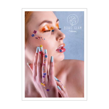 Werbeposter <br>Boho Glam 1