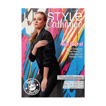Catherine Lifestyle Magazin<br>deutsche Ausgabe