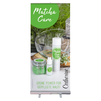 Roll-up <br>Matcha Care