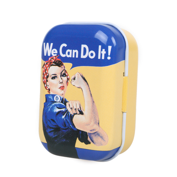 Pillbox<br>We Can Do It
