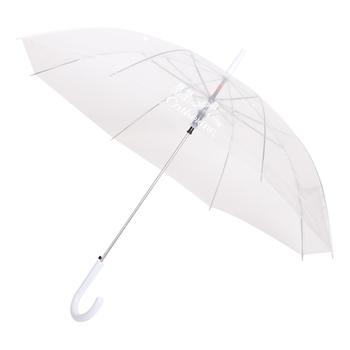 Regenschirm<br>transparent