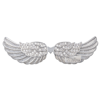 milouwings sparkle <br>edition silber