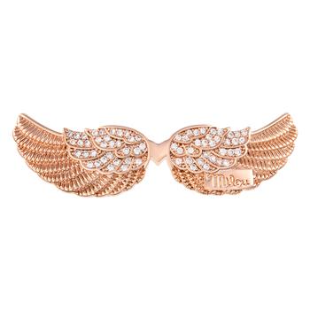 milouwings sparkle <br>edition roségold