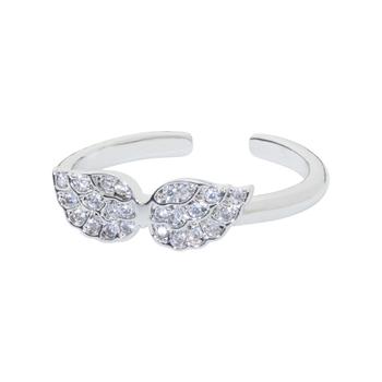 milouwings ring <br>silber